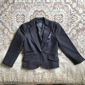 Armani Exchange AX Prep School Emblem Blazer